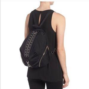 Rebecca Minkoff Julian Studded Nylon Backpack